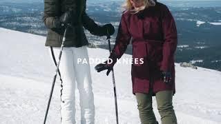 Обзор женских горнолыжных брюк RANDY от 8848 Altitude