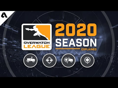 Overwatch League 2020 Explained - Everything You Need To Know About The New Season