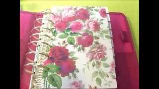 New Planner from Anna Griffin and Downton Abbey Haul from HSN