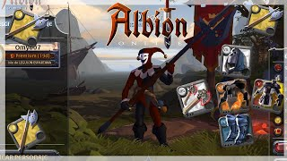 Albion Online Best Pvp Build 2020 Youtube
