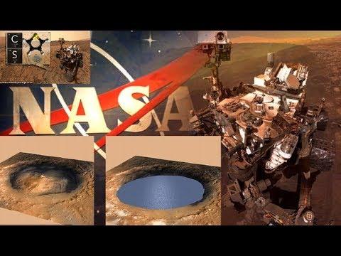 Descubrimiento anunciado hoy 7 de junio por la NASA. La vida extraterrestre todavía existe en Marte