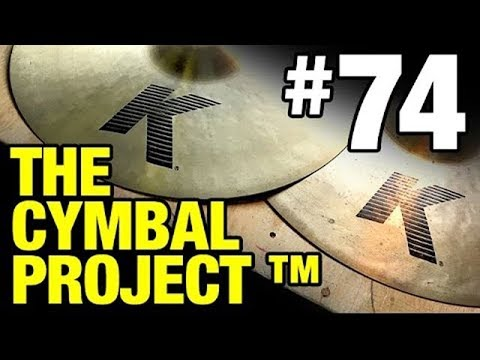 The Cymbal Project™ Ep.#74 - Zildjian K Modification - Lance Campeau