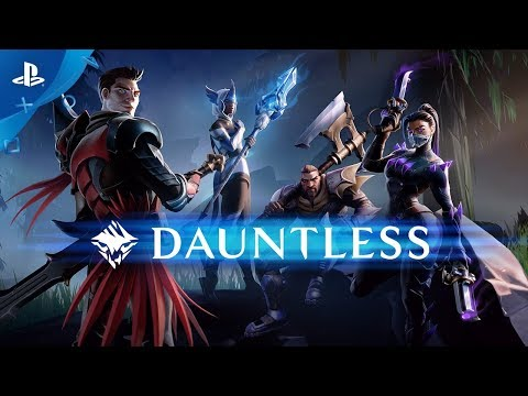 Dauntless - Console Launch Trailer   PS4