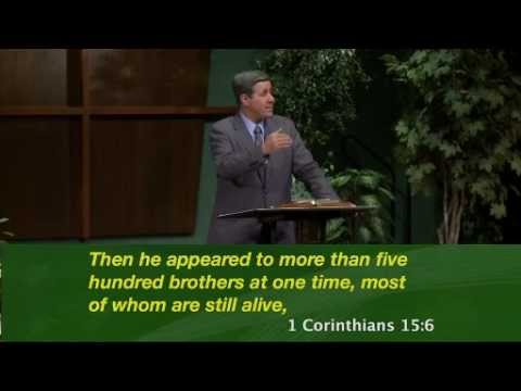 The Authority of Our Risen Lord | Sermon on Matthew 28:1-20 | Colin Smith
