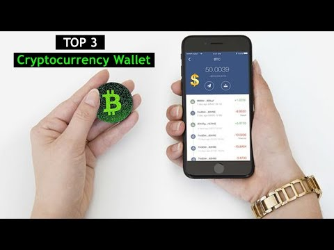 Top 3 Best Cryptocurrency Wallets