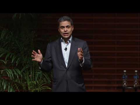 "Fareed Zakaria: ""America in a New World"""