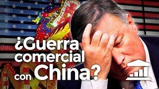 USA vs CHINA, ¿GUERRA COMERCIAL? - VisualPolitik