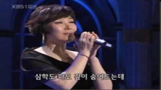 주현미(周炫美)木浦の涙 목포의 눈물 2010.3.1-2