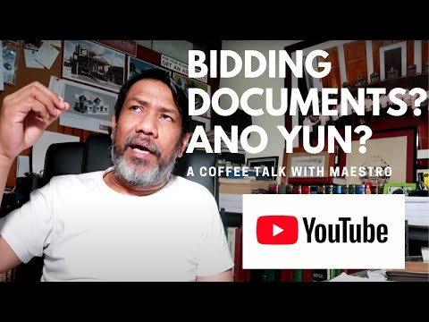 Bidding and Tendering Documents for Construction and its Importance. what are those?