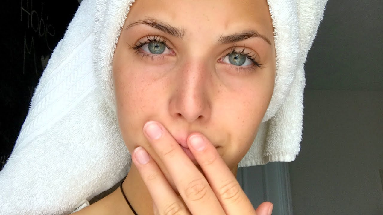 d0aa4922dc9 GETTING EYELASH EXTENSIONS FOR MODELING? - YouTube