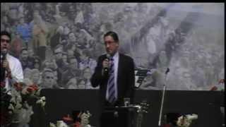 VIVIENDO LA PLENITUD DEL ESPIRITU SANTO. PREDICA PASTOR ANTONIO ESPARZA..CONVENCION  IEAN ITALIA