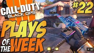 Call of Duty: Black Ops 4 - Plays Of The Week #22 (BO4 Multiplayer Montage)
