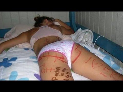 Засыпая пьяным у друзей - подборка
