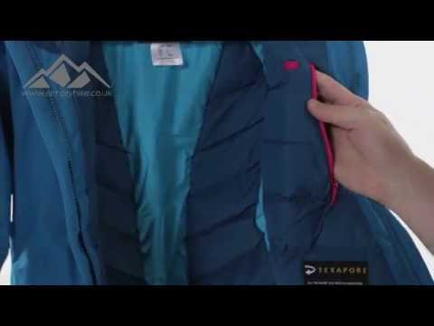 Jack Wolfskin Mens Troposphere Insulated Jacket Black Mens