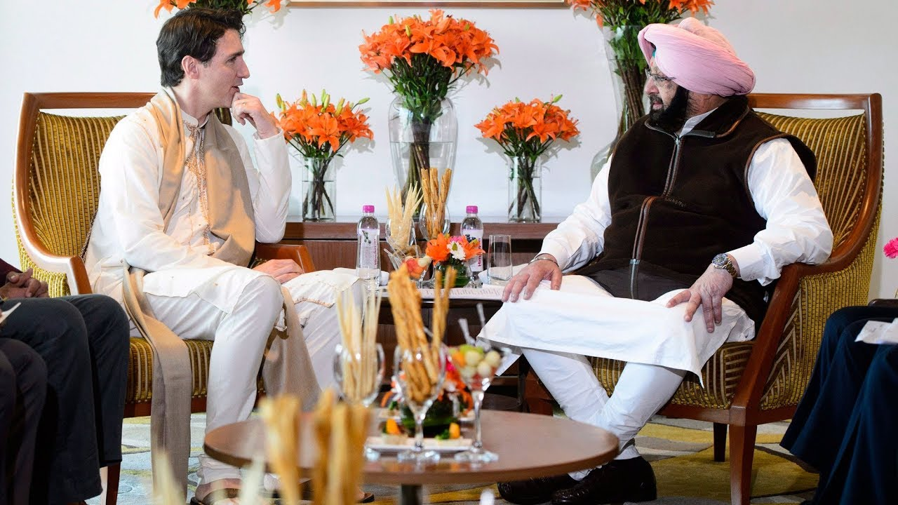 Trudeau on Sikh extremism, says Canada supports a united India