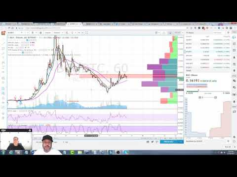 The Bob & Phil Live Show - Cryptos And Stocks.- BITCOIN ALTCOIN BCASH STOCKS COMMODITIES