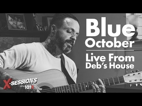 Blue October LIVE From Deb's House [Full Performance] | 101X