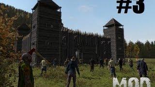 Dayz Origins Red Dawn Server Episode 3 : Quest For Building Supplies
