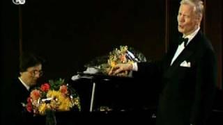 Dietrich Fischer-Dieskau - Mörike-Lieder - 1987 (8 of 9)