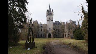 Castle Miranda Abandoned Belgium Château De Noisy