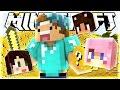 LUCKYBLOCK WALLS #2! w/ LDSHADOWLADY, STACYPLAYS & YAMMYXOX | LuckyBlock Modded Minigame | Minecraft