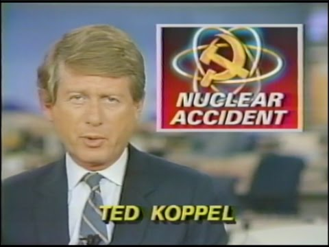 ABC News Nightline: Chernobyl Accident - 04/28/86