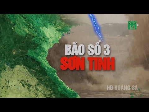 🔴 [Trực tiếp] Ứng phó với bão số 3 Sơn Tinh mạnh cấp 8 chiều nay đổ bộ vào Nghệ An - Hà Tĩnh | VTC14