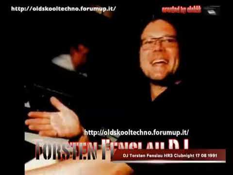 DJ Torsten Fenslau HR3 Clubnight 17 08 1991