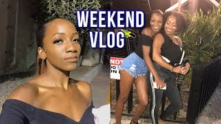 A 2020 Jamaica Weekend Vlog! (Outdoor Movie Theatre, Meetings, Concerts,Date night) | Annesha Adams