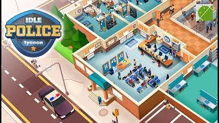 Idle Police Tycoon Cops Game - Android Gameplay FHD