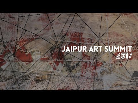 Jaipur Art Summit 2017: 5th edition's snapshots