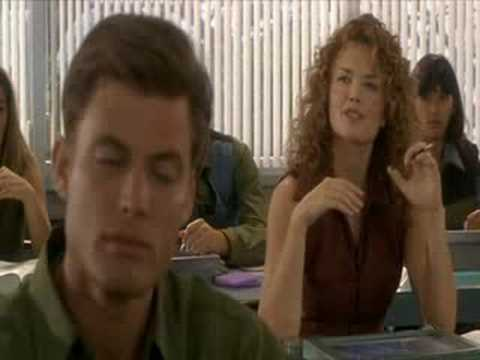 Starship Troopers Scene Citizens vs Civilians