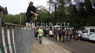 Sweet Sixteen Bowl Bash - Lincoln City