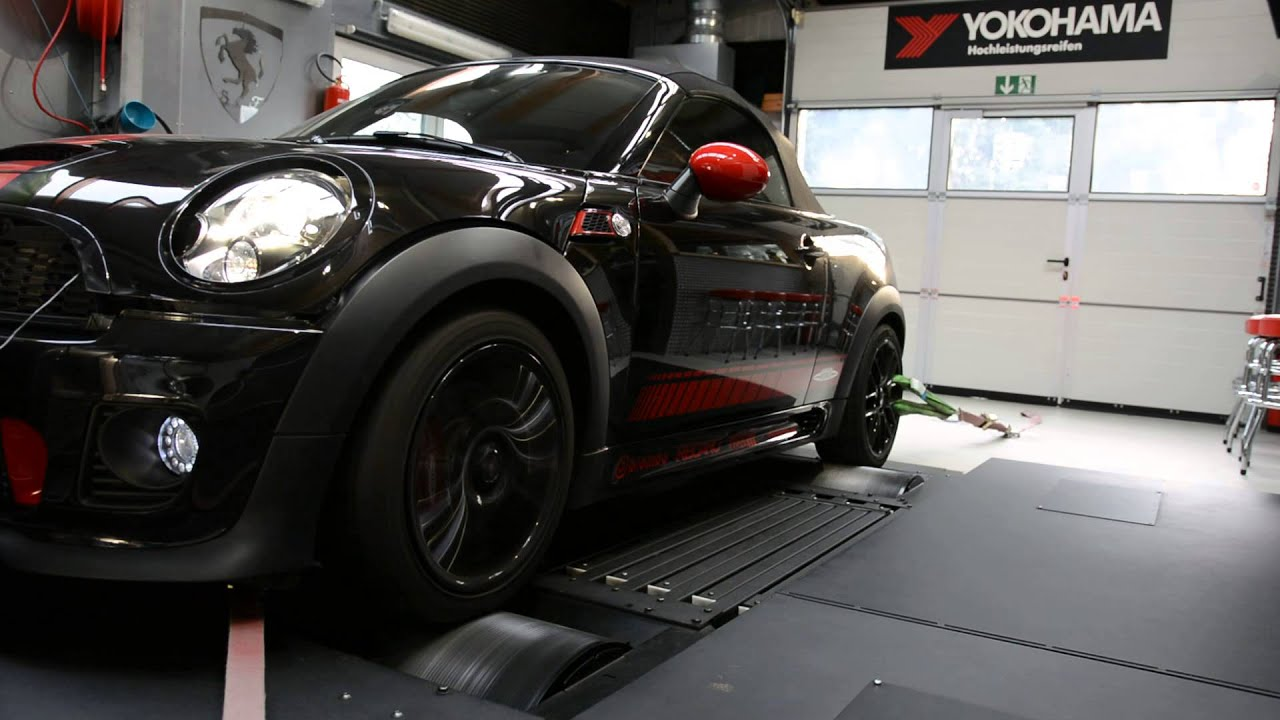 mini cooper roadster jcw tuning youtube. Black Bedroom Furniture Sets. Home Design Ideas