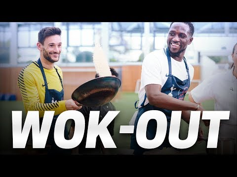 WOK-OUT | Cooking with Hugo Lloris and Moussa Sissoko