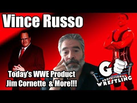 Vince Russo 2018 Interview   GO Pro Wrestling