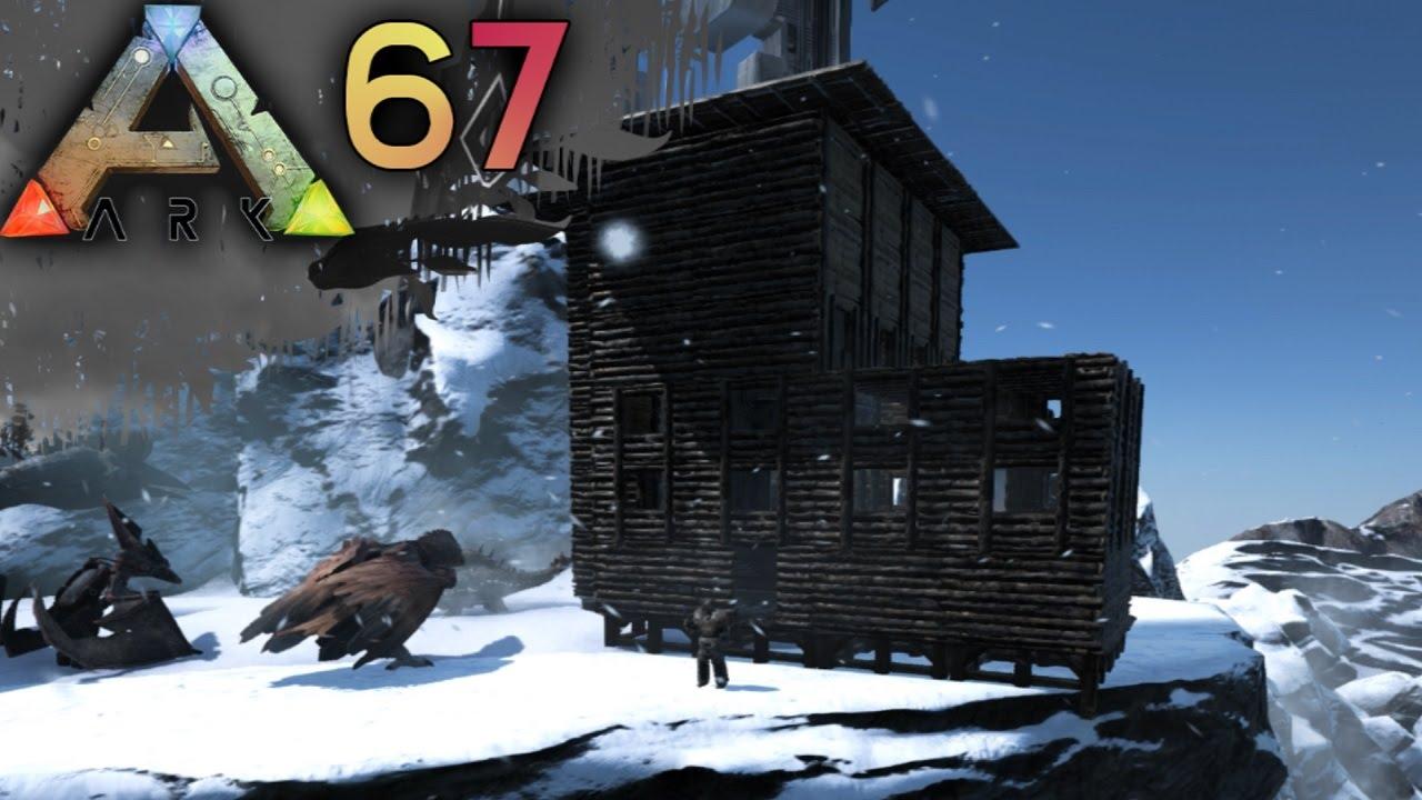 ark survival evolved server gameplay e67 industrial forge mountain base docm77 1080p. Black Bedroom Furniture Sets. Home Design Ideas