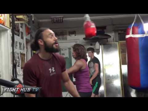 """Keith Thurman says """"First round knockout!"""" of Danny Garcia is perfect ending to Thurman Garcia fight"""