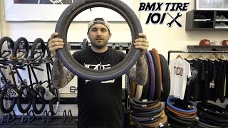 the bmx tire 101