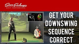 Get Your Downswing Sequence Correct - BETTER SEQUENCING FOR STRAIGHTER SHO