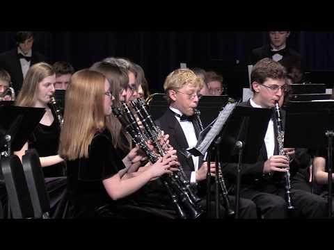 Lindbergh High School  Spring Concert  Freshman Band  April 30, 2018