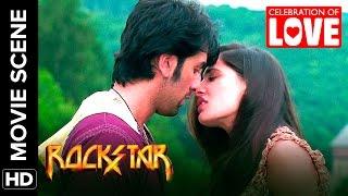 Mujhe Lagta Hai Ab Humein Kiss Karna Chahiye | Rockstar | Celebration of Love