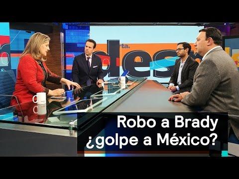 El jersey de Tom Brady y el mexicano que lo robó, un análisis - Despierta con Loret