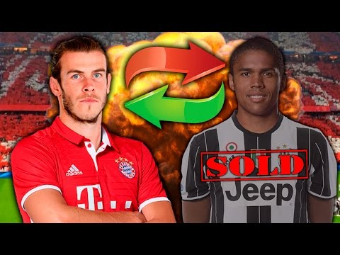 Gareth Bale To Make SHOCK Switch To Bayern Munich?!  | Transfer Review