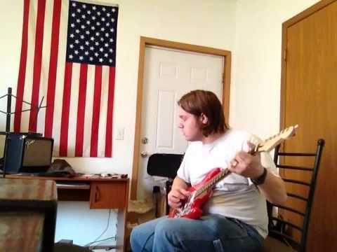 Art Tube MP Studio used as a guitar pedal