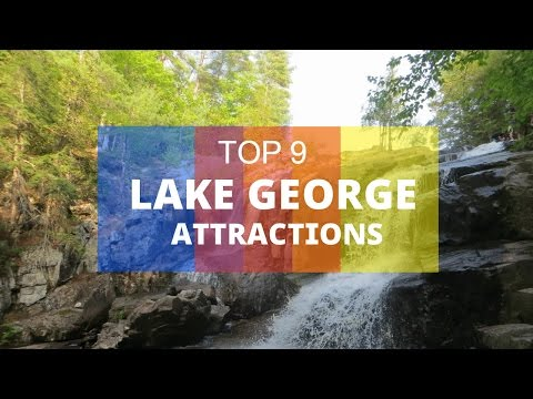 Top 9. Best Tourist Attractions in Lake George - New York