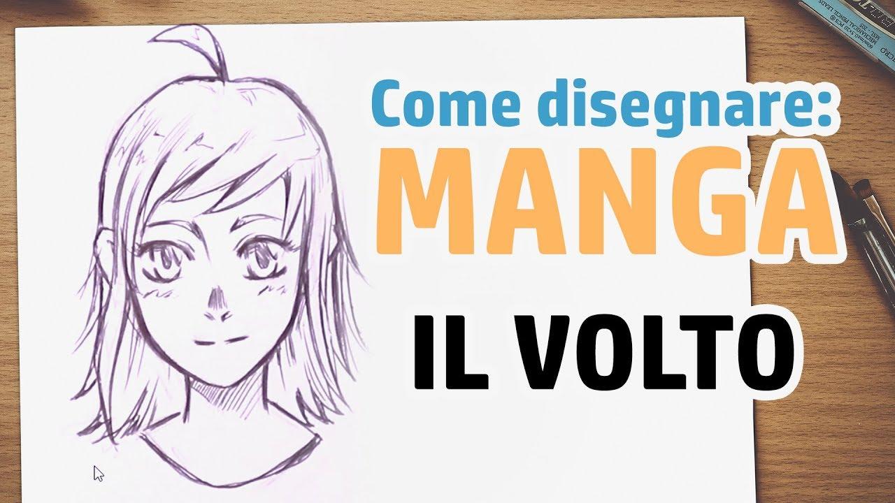 Tutorial Come Disegnare Un Volto Manga Richardhtt Youtube
