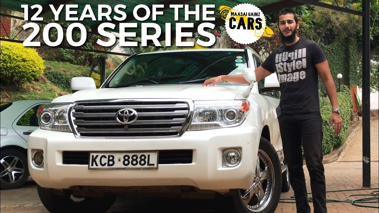 Land Cruiser 300 has a lot to live up to! 200 Series Overview [MGC Ep. 35]