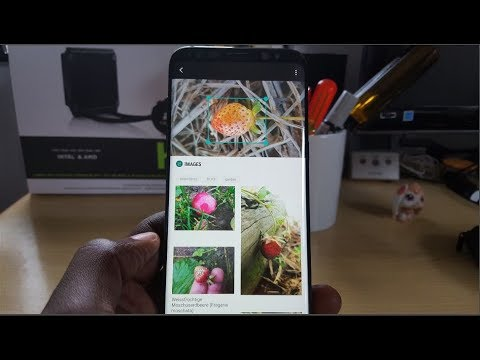 Galaxy S8/S9: Use Bixby Image recognition to Identify and find similar Images
