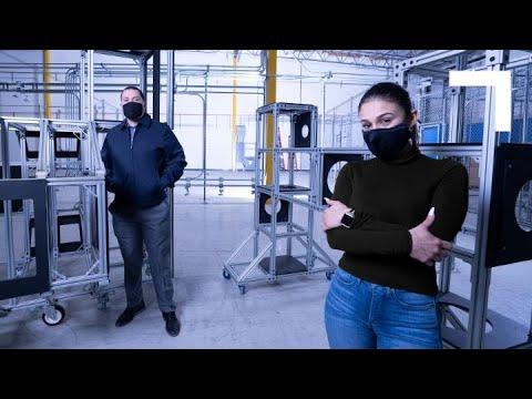 The Making of Stars - Training Technicians at Northrop Grumman
